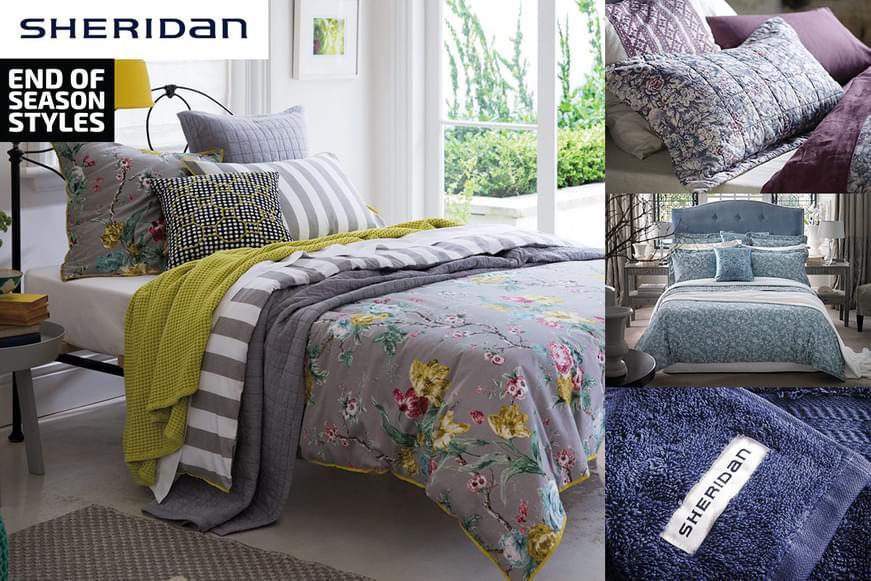 Over 150 Sheridan Bed & Bath Classics