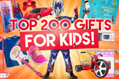 Top 200 Gifts For Kids