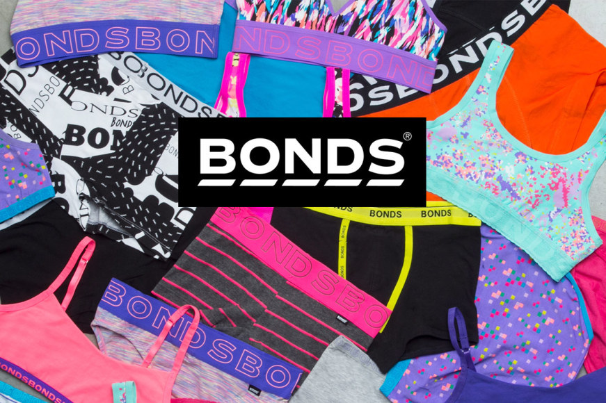 Bonds Apparel For Bubs, Kids & Teens