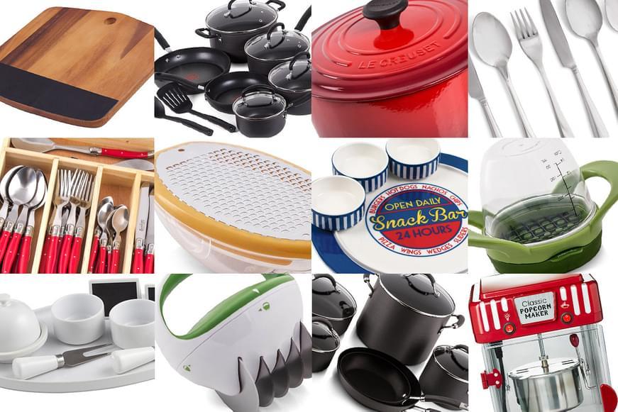 Kitchen Gadgets Galore