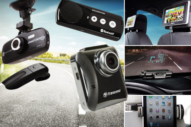 In-Car Gadgets & Accessories