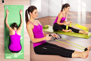 Gaiam Yoga Mats & Fitness Accessories