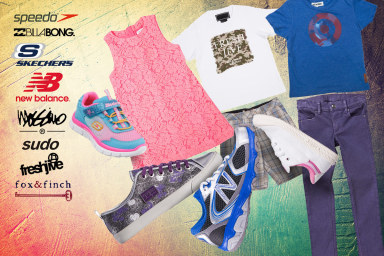Massive Kids' Apparel & Footwear Event
