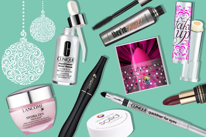 Benefit, Clinique, Lancome, Beautyblender & More