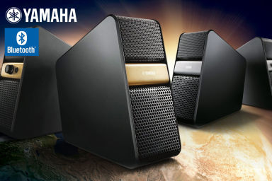 Yamaha Bluetooth Multimedia Speakers