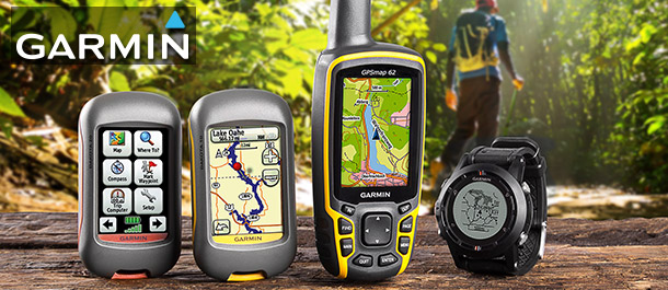 Garmin Adventure GPS