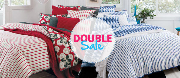 Deluxe Double Bedding For All