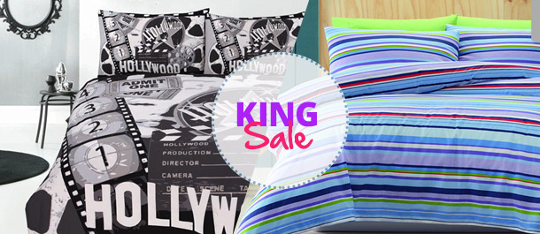 Bedding Fit For A King - Sheridan & More