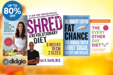 Health & Fitness Best Selling eBooks