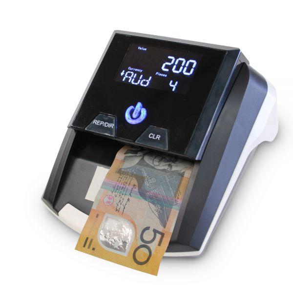 retail security system Counterfeit Money Counter - Copy