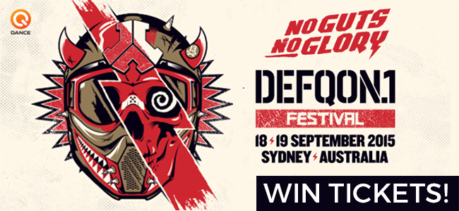 WIN TICKETS to Defqon.1 Festival!