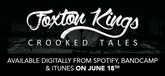 Foxton Kings - The New Kids On The (Perth) Block
