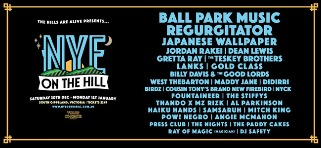 NYE On The Hill Reveals Their Complete Lineup, And It's Pure Fire