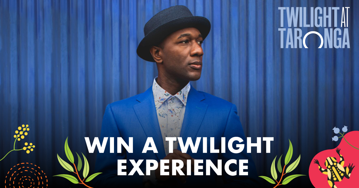 COMPETITION: Win Tickets To See Aloe Blacc!