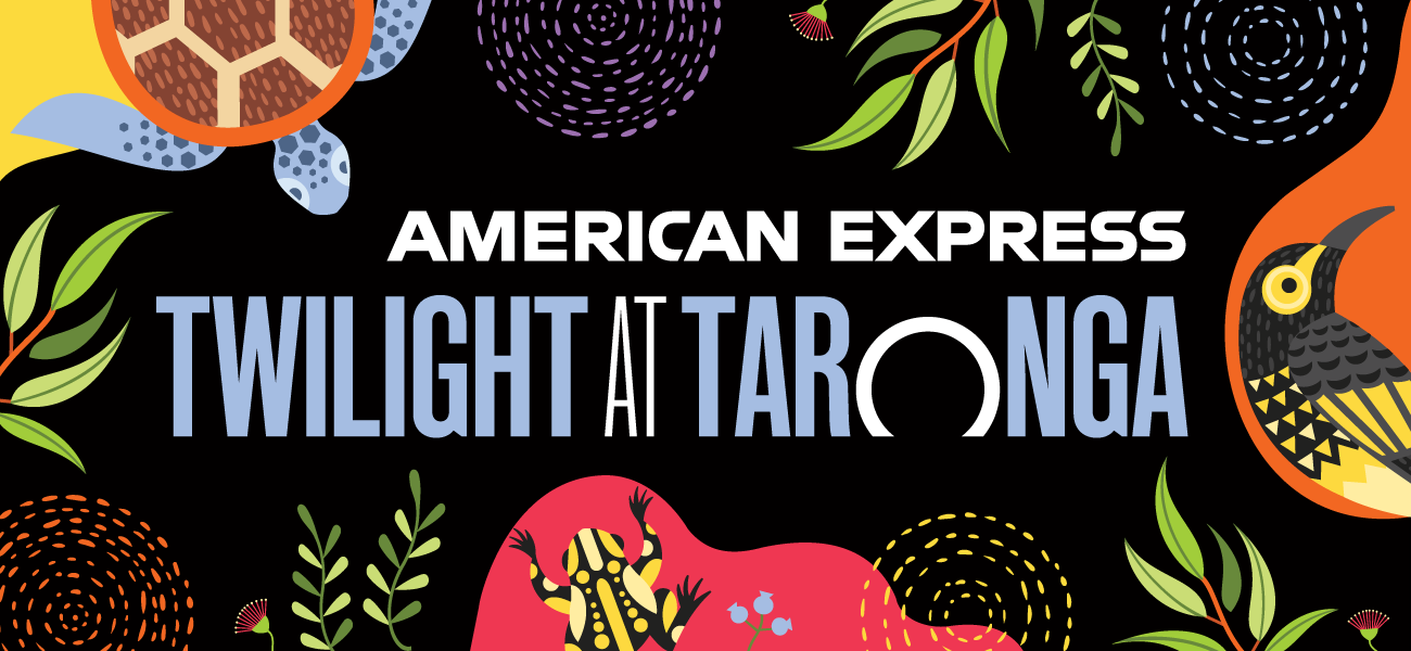 American Express Twilight At Taronga Lineup Revealed