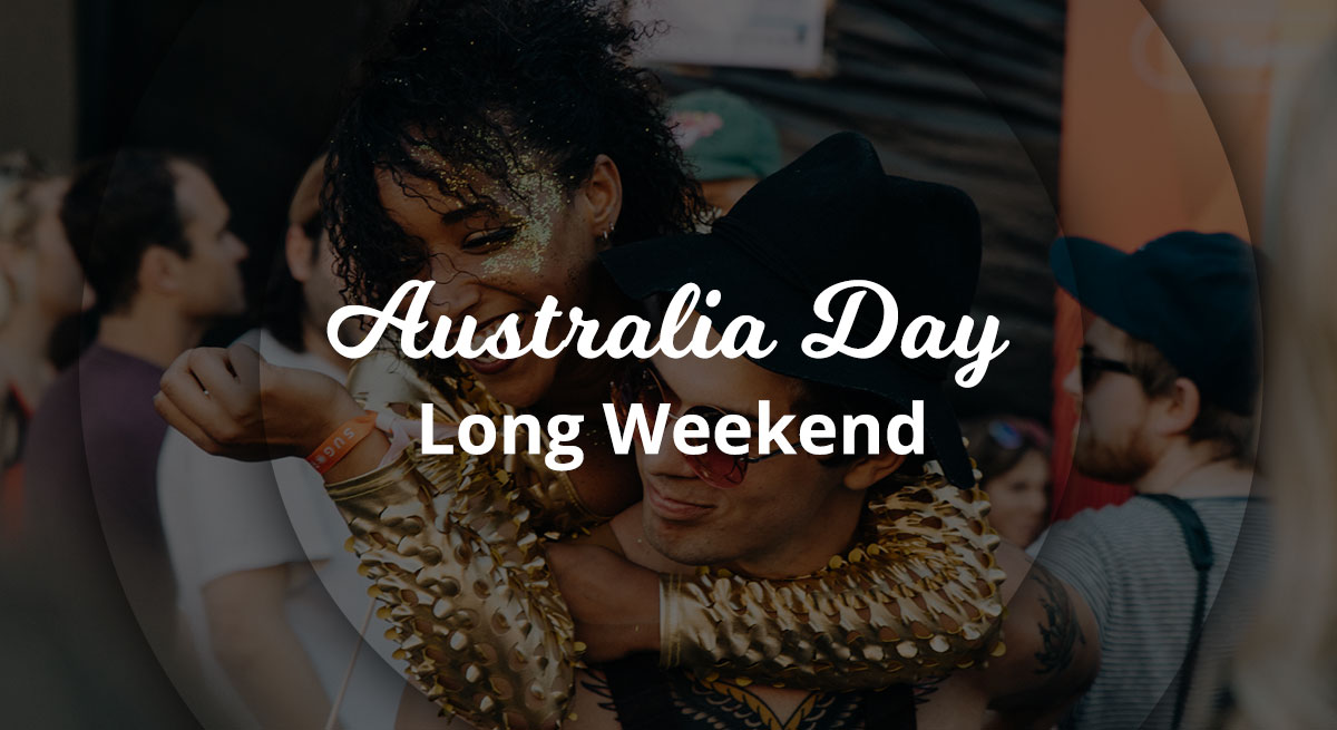 Top 10 Events For Australia Day Long Weekend