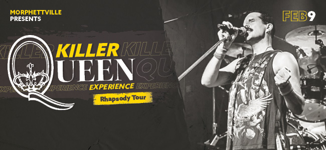 The Killer Queen Experience Is Coming to Morphettville Racecourse In 2019
