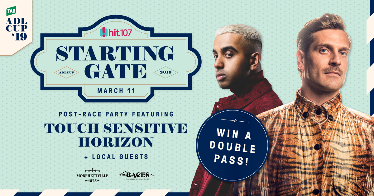 COMPETITION: Win Tickets To hit 107 Starting Gate