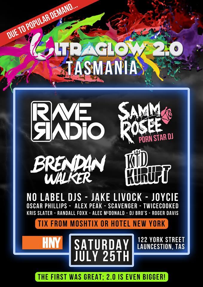 Ultraglow Tickets