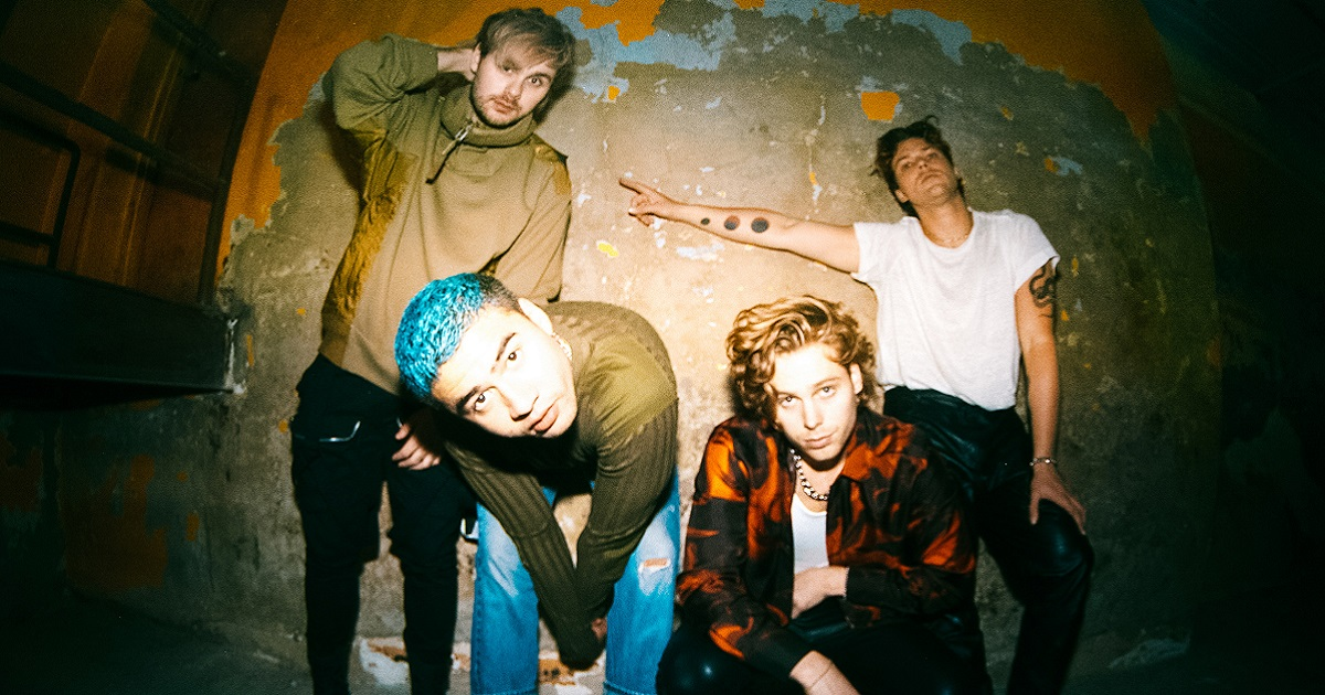 5 Seconds Of Summer Are Heading On Tour This November