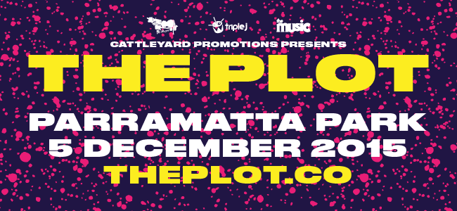It's time to get #THEPLOT2015!
