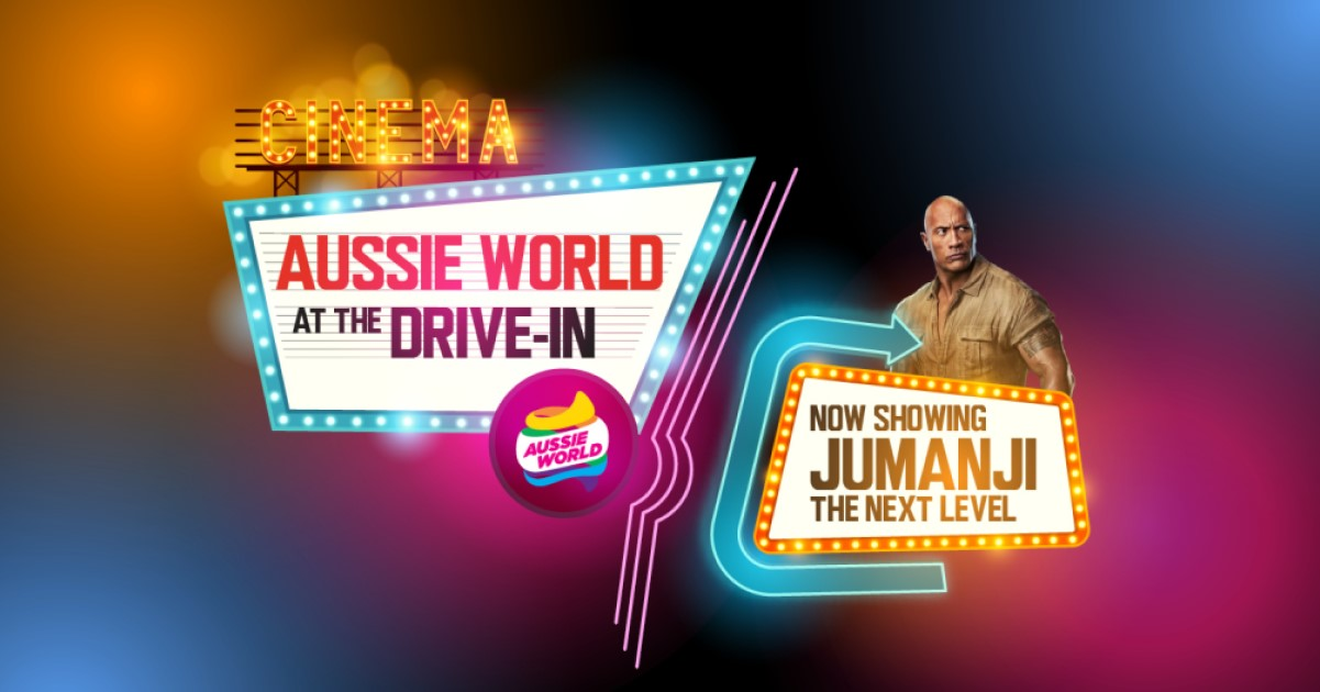 A New Drive In Cinema Has Opened At Aussie World