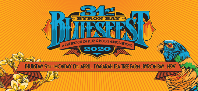 Moshtix Announced As Exclusive Ticketing Partner For Byron Bay Bluesfest