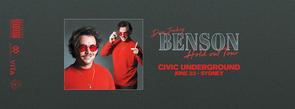 Benson Tickets
