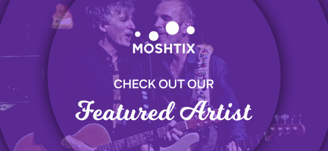 Featured Artist: Crowded House