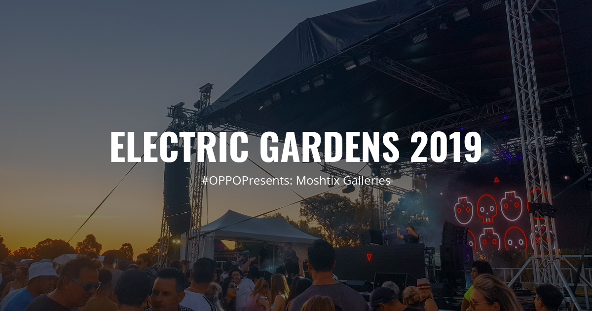 Gallery: Electric Gardens Perth