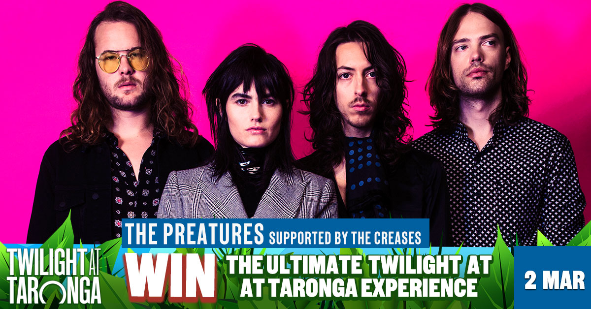 Win The ULTIMATE Twilight Experience, Including A Double Pass To See The Preatures!