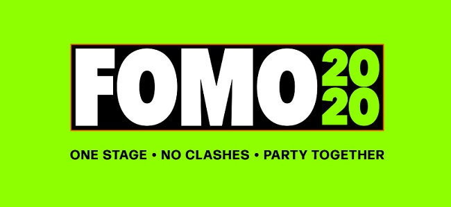 FOMO Festival Drops Full Line Up For 2020