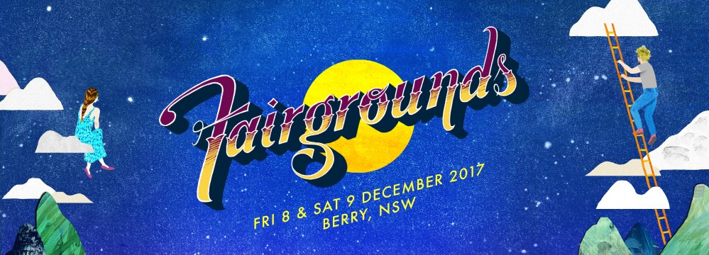 Fairgrounds Drops Full Line-Up - Tickets On Sale Tuesday 22 August!