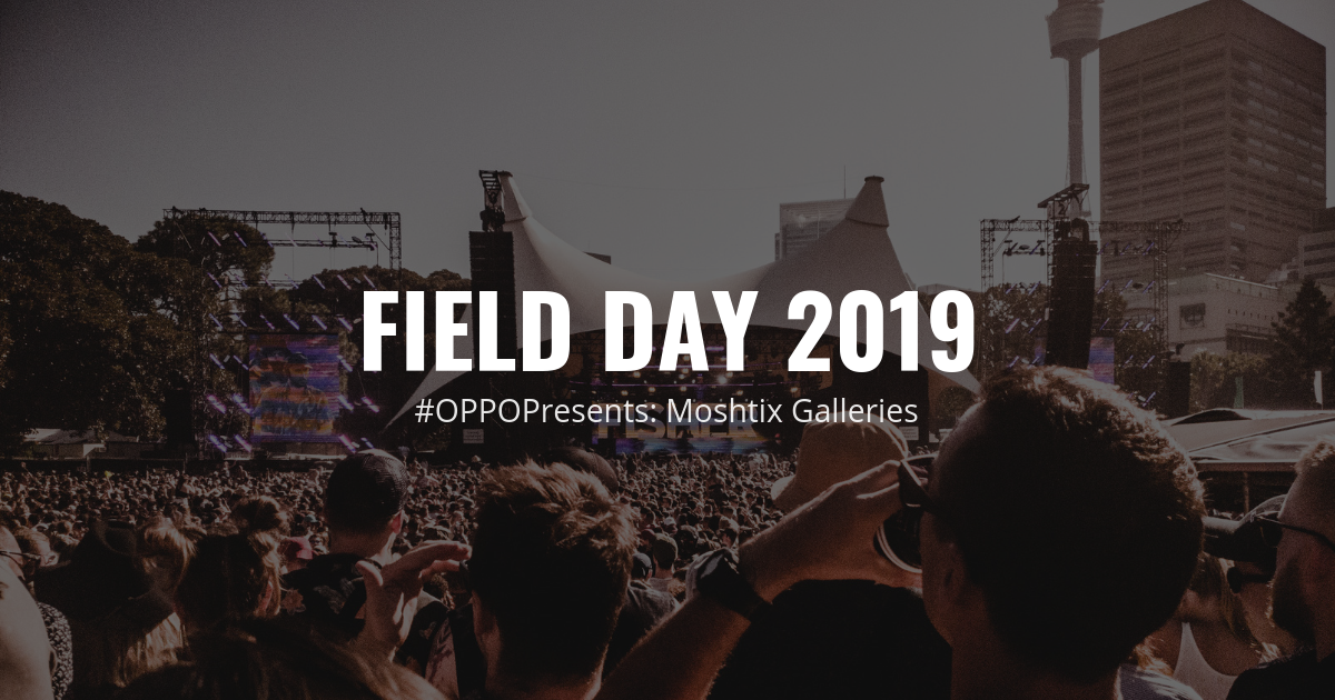 GALLERY: Field Day 2019