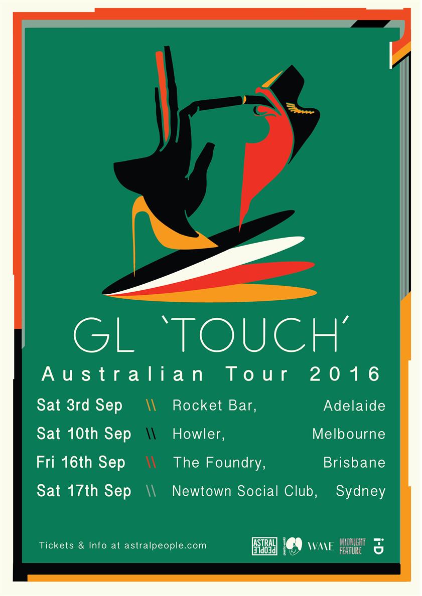 GL Tour Poster