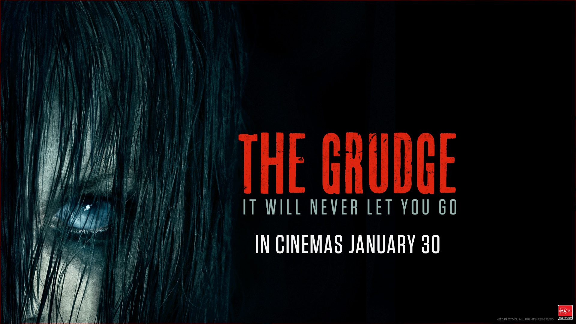 WIN A Double In-Season Pass To See THE GRUDGE