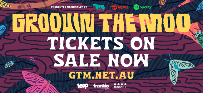 Come On Chameleon! Groovin The Moo's Lineup Just Got Even Bigger