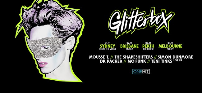 Glitterbox Returns In 2019 With The Shapeshifters, Simon Dunmore, Mousse T And More