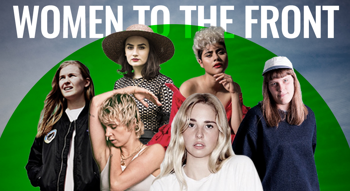 Women To The Front - Celebrating The Amazing Women In Music