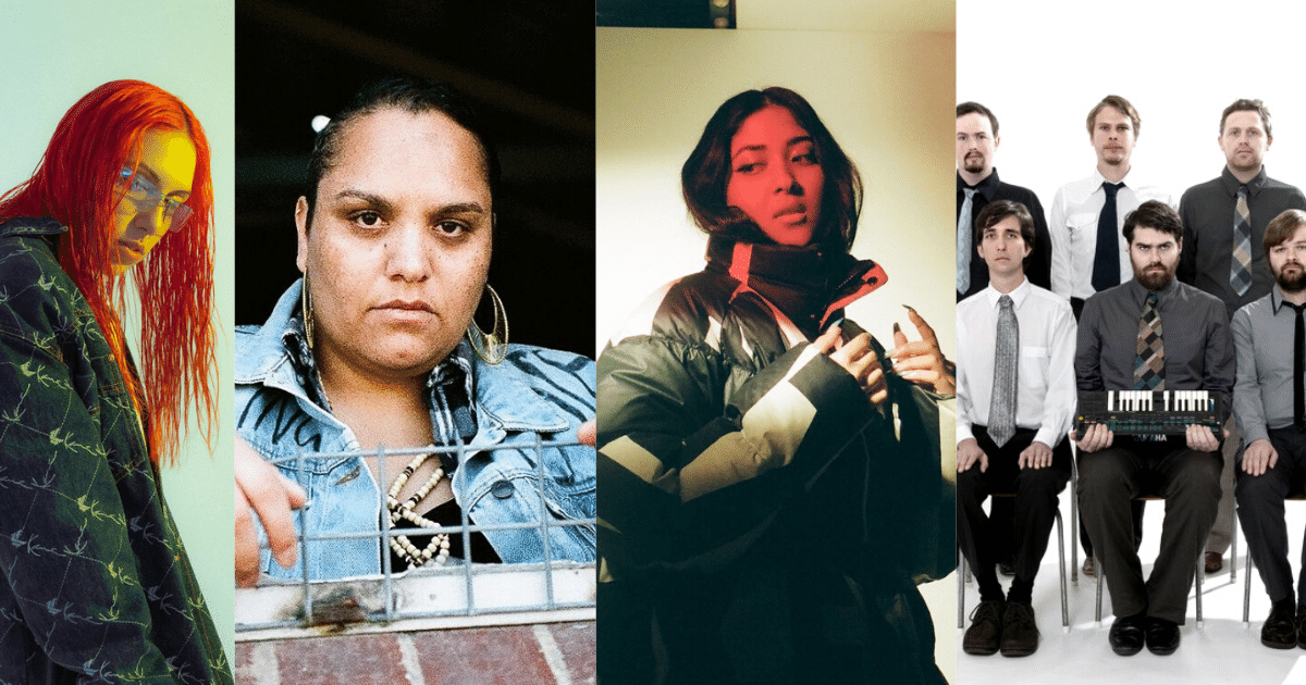#KEEPYOURDIS-DANCE: New Australian And New Zealand Music To Enjoy This Week
