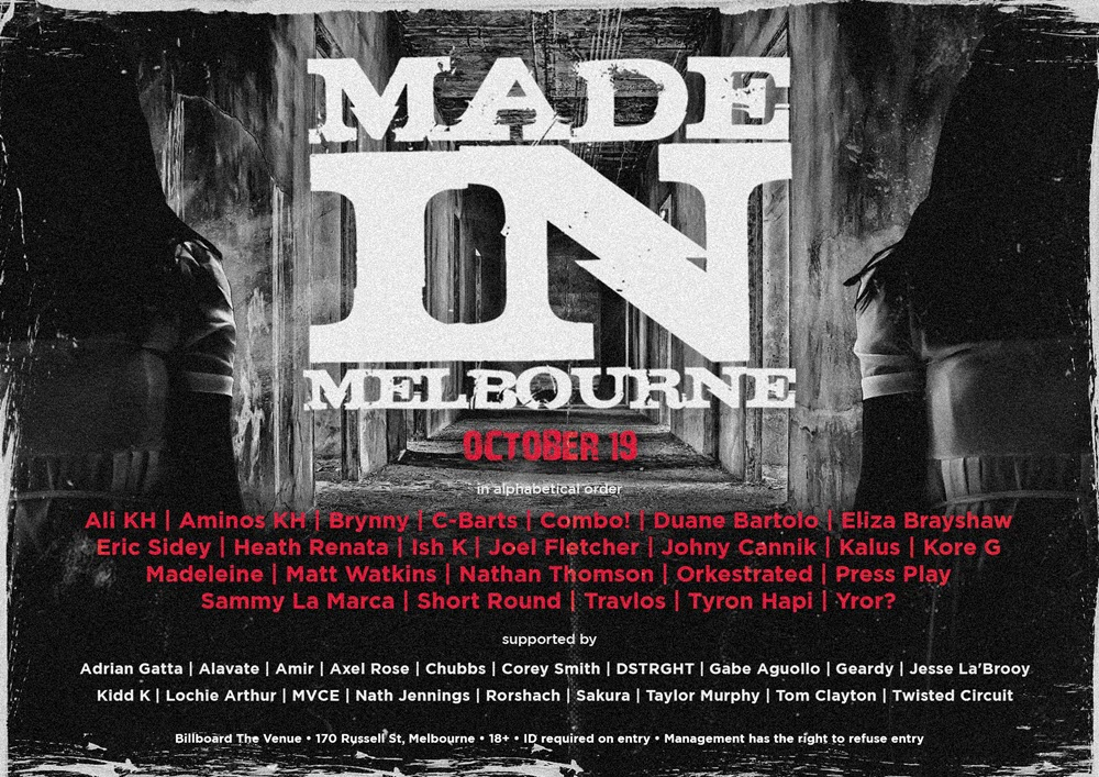 Buy Made In Melbourne: Dream T...