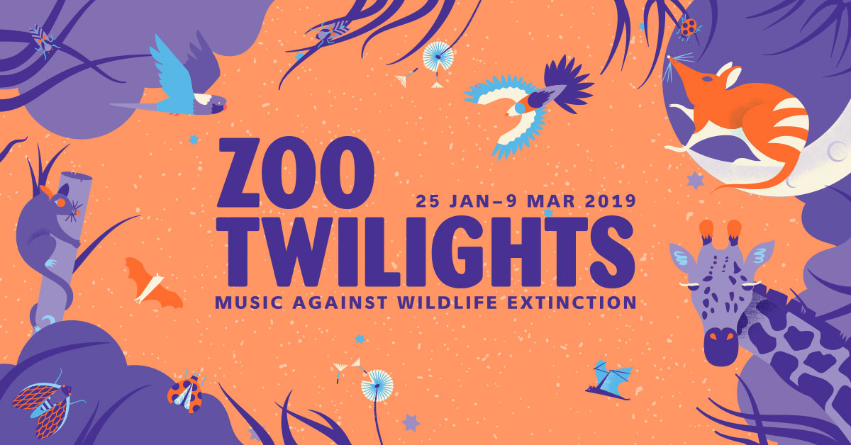 Zoo Twilights At Melbourne Zoo Lineup Announced