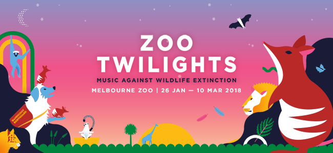 Zoo Twilights Returns In 2018 - And The First Artist Has Just Been Announced!