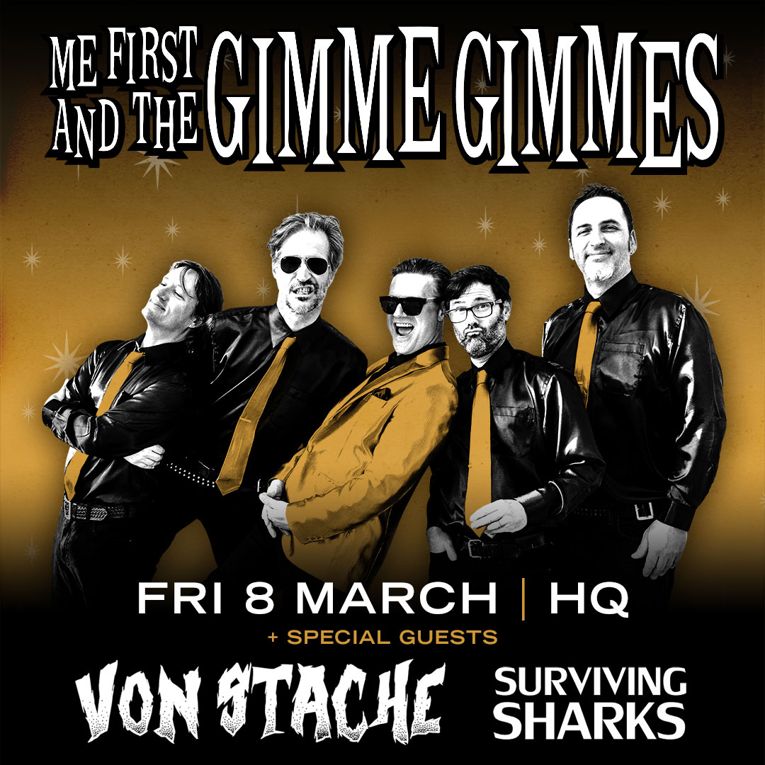 Buy Me First And The Gimme Gimmes tickets, SA 2019 | Moshtix