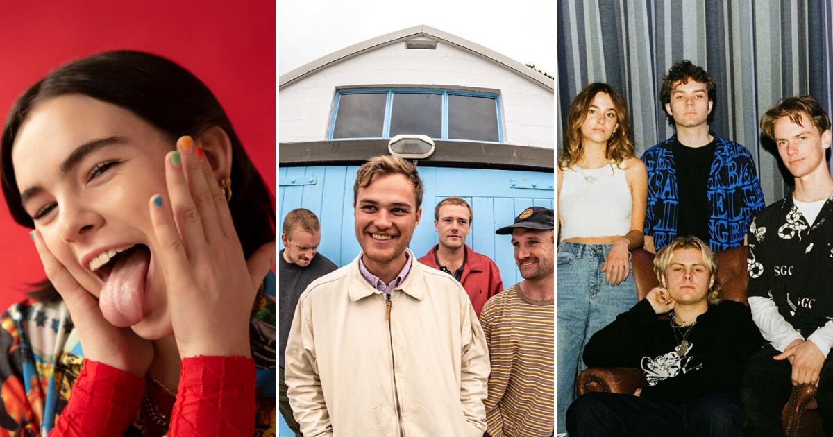 NZ Music T-Shirt Day: Get To Know Some Of The Homegrown Talent Killing It Right Now