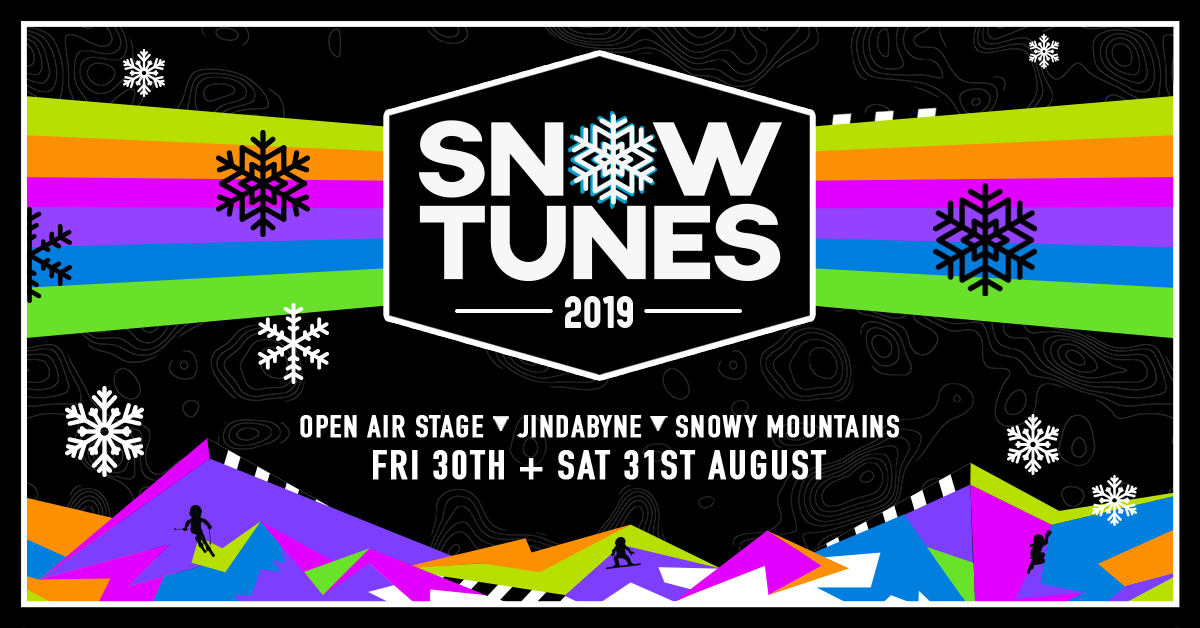 Snowtunes Announces Australia's Biggest Off-Mountain Rail Jam Happening This Month