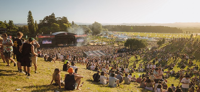 New Zealand's Rhythm And Vines Festival Is Back In 2020