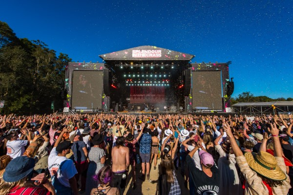 Splendour In The Grass Festival 2020 Reschedules To October
