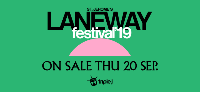 Gang Of Youths And Courtney Barnett Headline Laneway 2019