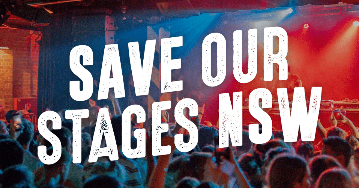 Independent Music Venues Call On NSW Government To Save The State's Live Music Industry